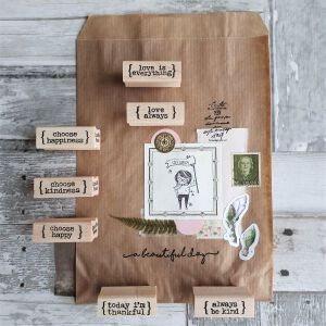 Little Word Stamps – CatsLife Press –