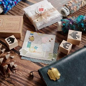 Birds Stampset – By Cafe Analog X Petra Brcic