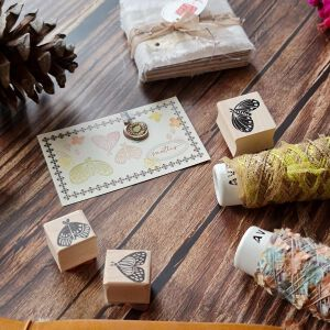 Moths Stampset – By Cafe Analog X Petra Brcic