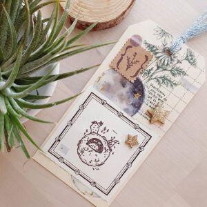Moon Series – Planet Stamp By Elsiewithlove