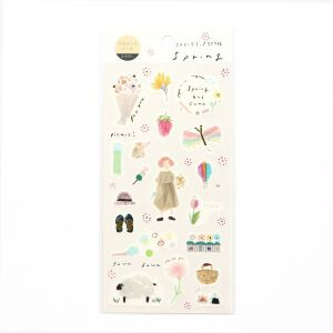 Miki Tamura – Spring Stickers