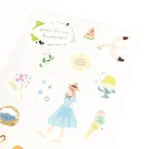 Miki Tamura – Summer Stickers