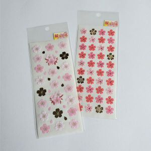 JAPANESE Sakura Stickers