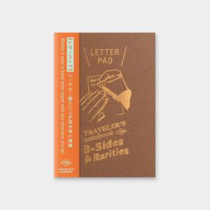 Traveler's LTD Edition – Passport Refill Letterpad – Preorder