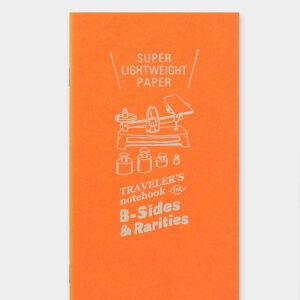 Traveler's LTD Edition – Regular Refill Super Lightweight Paper – Preorder
