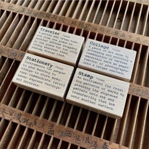 Liberty.hk Dictionary Stamps – Best Of Dictionaries
