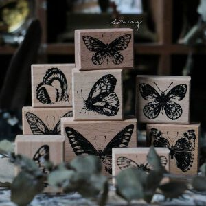 LCN Design – Butterfly Stampset – Preorder