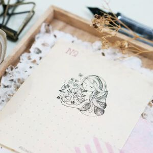 Blackmilk Project Stamp – Feel