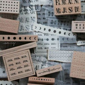 LCN Design – Odds And Ends Stamps I & II