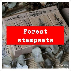 LCN Design – Forest Stampsets Vol.1, Vol.2 & Vol.3
