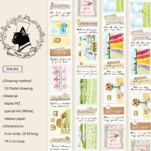 Miao Stelle – Spring Notes Pettape