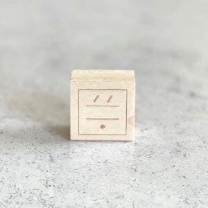 Baum-kuchen – Dateheader Stamp