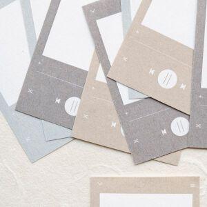 JieYanow Atelier – Memopads Frames