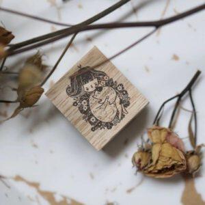 Blackmilk Project Stamp – Miss Lulu Hug