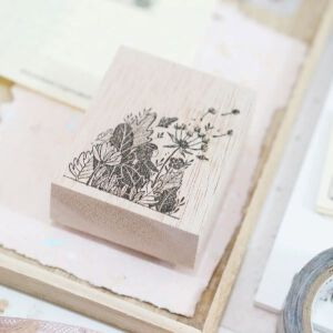 Blackmilk Project Stamp – Secret Garden