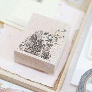 Blackmilk Project Stamp – Secret Garden