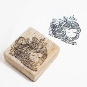Blackmilk Project Stamp – Breeze