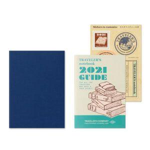 Travelers Notebook Diary 2nd Half 2021 – Weekly Refill Passport