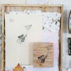 Blackmilk Project Stamp – Wanderlust
