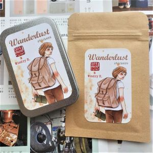 """Cafe Analog X Windry – Limited """"Wanderlust"""" Series"""