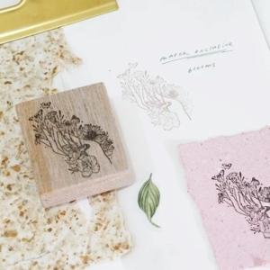 Blackmilk Project Stamp – Bloom
