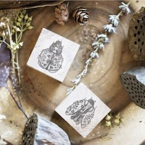 Blackmilk Project Stamp – Bugs Set Of 2