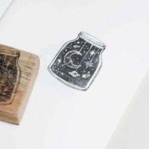 Blackmilk Project Stamp – Jar Of Night Skies