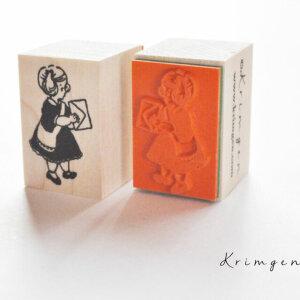 Krimgen Stamp – 2018 Mail Girl