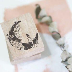 Blackmilk Project Stamp – Moon Child