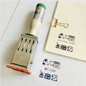 Eric Smallthings – Date Stamp LARGE