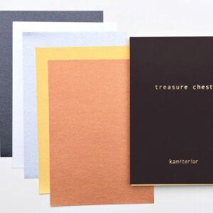 Kamiterior Paperpads – Treasure Chest