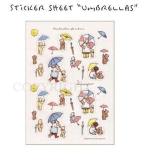 Krimgen Umbrellas Stickersheet