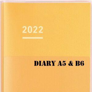 Kokuyo – JIBUN TECHO – Diary 2022