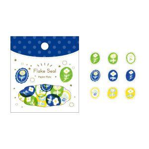 Sticker Flakes / Papierplatz – Flowers 2