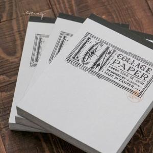 LCN Design – Collage Paperpad – Preorder
