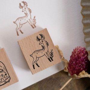 LOI Design – 'My Dear' Stamp