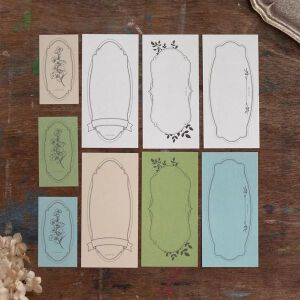 LOI Design – Oval Notes