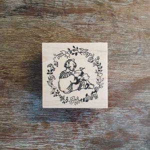 Krimgen Stamp #118 Reading