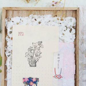 Blackmilk Project Stamp – Sakura Fairy