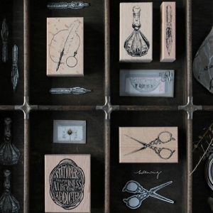 LCN Design – Stationery Rubber Stampsets – PREORDER