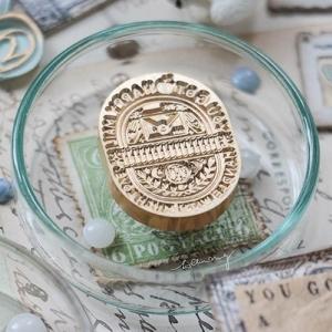 LCN Design – Wax Seal Stamp Sets Happy Mail – Preorder