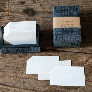 Yamazoe Letter Press Box – Memo Paper