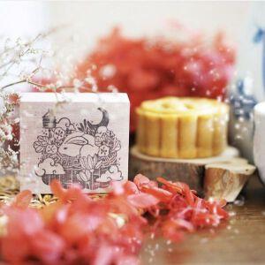 Blackmilk Project Stamp – Mooncake Rabbit – Mid Autumn Exclusive