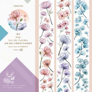 LOI Design – 'Rouge' Washitape
