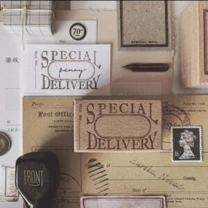 Penny Fei – 'Special Delivery' Stamp