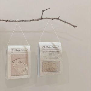 The Daily Notepad 1 & 2  – JieYanow Atelier