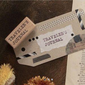 LOI Design – Traveler's Journal Stamp