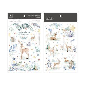 Mu – Print On Stickers – XMas 004