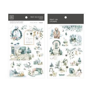 Mu – Print On Stickers – XMas 005