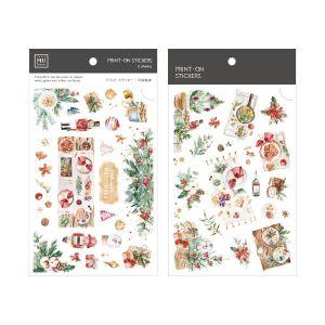Mu – Print On Stickers – XMas 008
